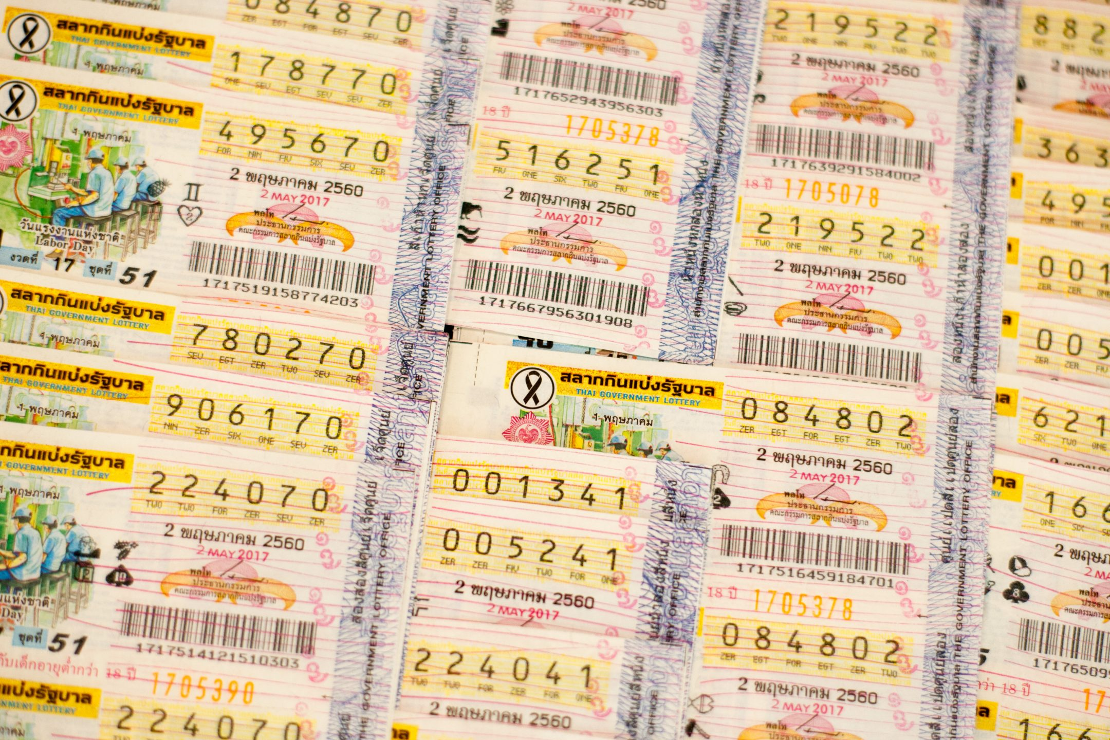 The Thai Lottery: It's More Than a Game