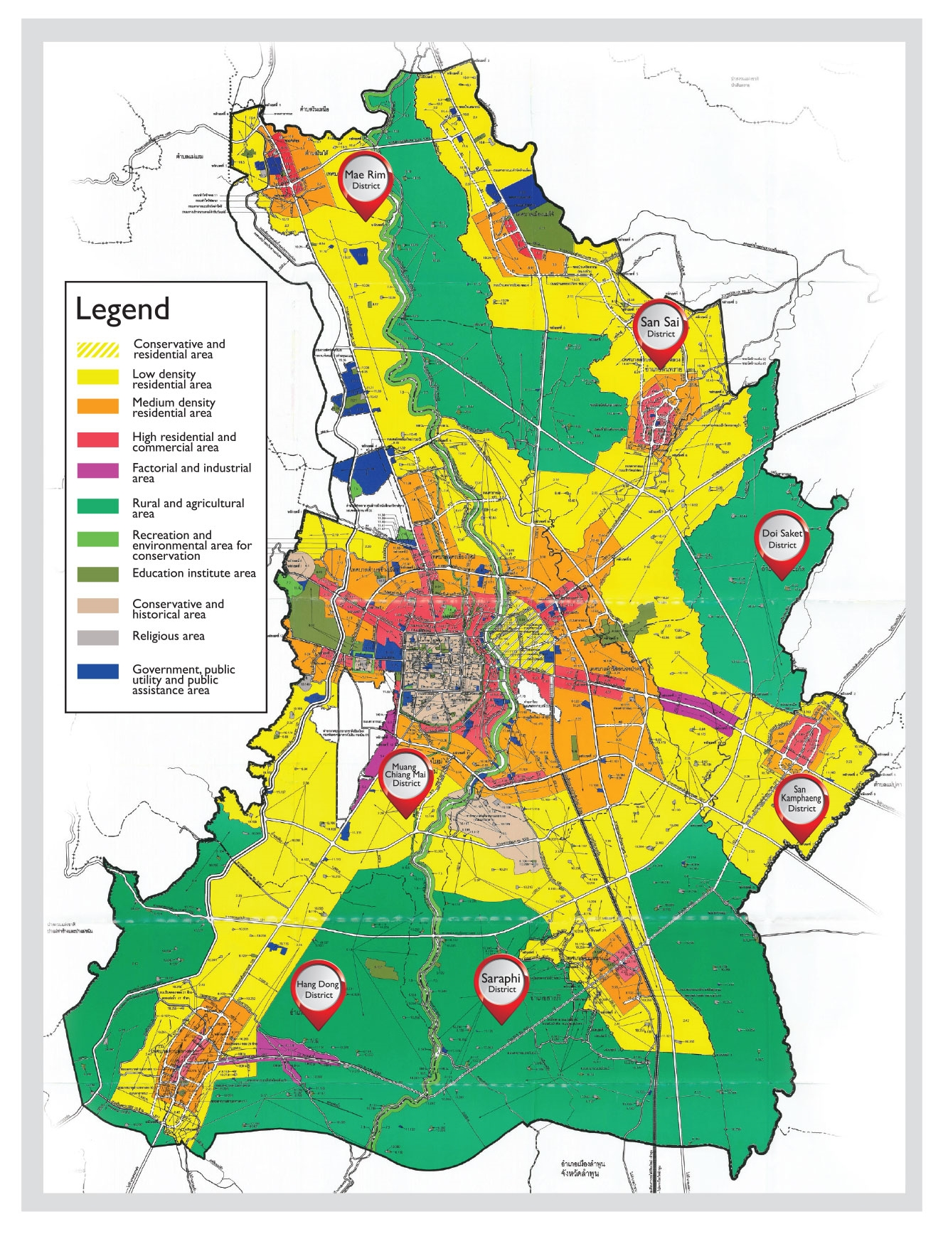 Chiang Mai\'s Growing Pains:a closer look at the challenges of city ...
