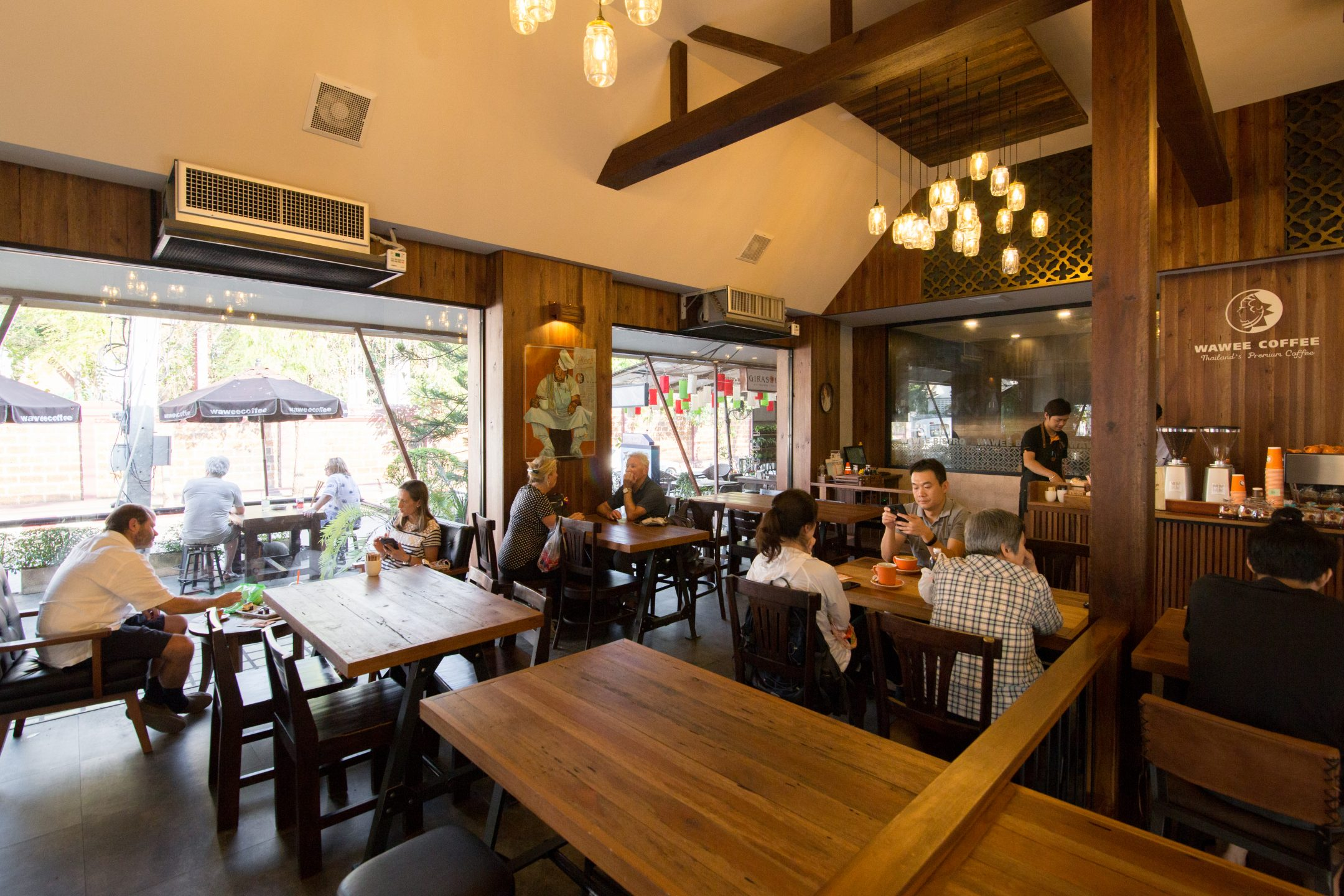 Image result for wawee coffee ratchadamnoen chiang mai