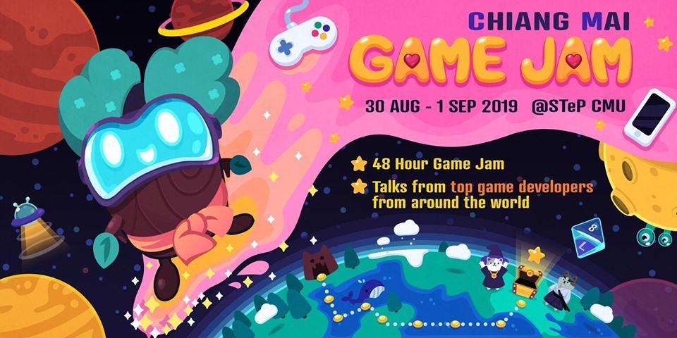 Chiang Mai Game Jam 2019