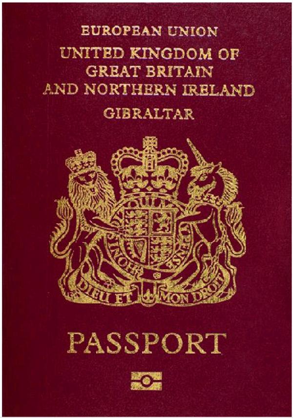 Changes to British Passport Services in Thailand